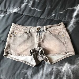 O'Neill Gray Denim Shorts